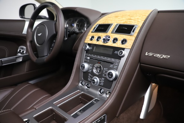 Used 2012 Aston Martin Virage Volante for sale Sold at Maserati of Greenwich in Greenwich CT 06830 25