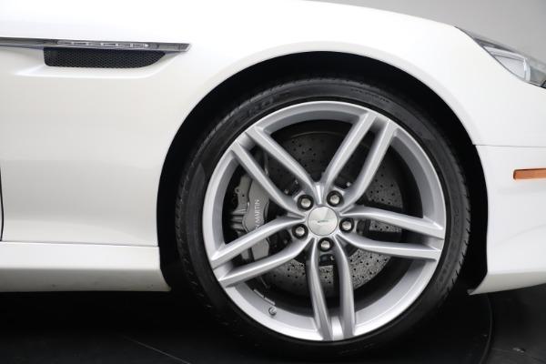 Used 2012 Aston Martin Virage Volante for sale Sold at Maserati of Greenwich in Greenwich CT 06830 28