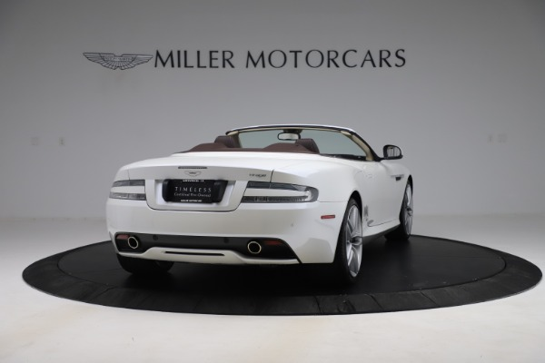 Used 2012 Aston Martin Virage Volante for sale Sold at Maserati of Greenwich in Greenwich CT 06830 7