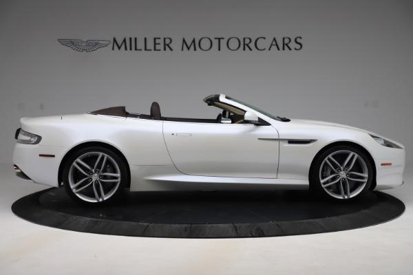 Used 2012 Aston Martin Virage Volante for sale Sold at Maserati of Greenwich in Greenwich CT 06830 9