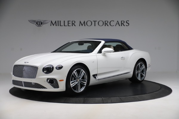 New 2020 Bentley Continental GTC V8 for sale Sold at Maserati of Greenwich in Greenwich CT 06830 13