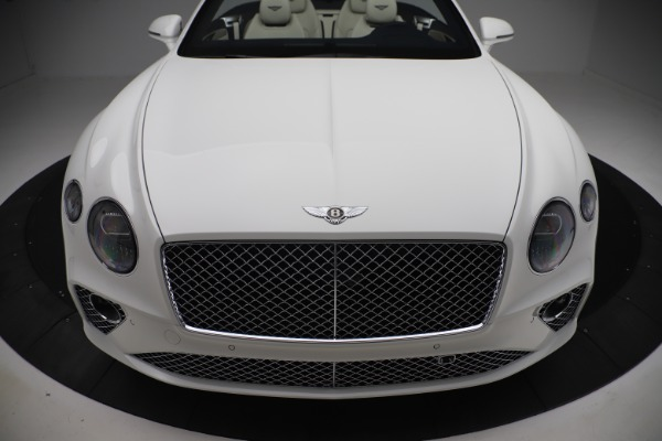 New 2020 Bentley Continental GTC V8 for sale Sold at Maserati of Greenwich in Greenwich CT 06830 18