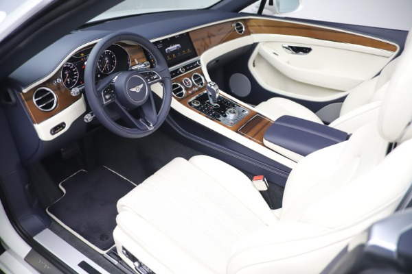 New 2020 Bentley Continental GTC V8 for sale Sold at Maserati of Greenwich in Greenwich CT 06830 23