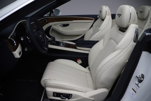 New 2020 Bentley Continental GTC V8 for sale Sold at Maserati of Greenwich in Greenwich CT 06830 24