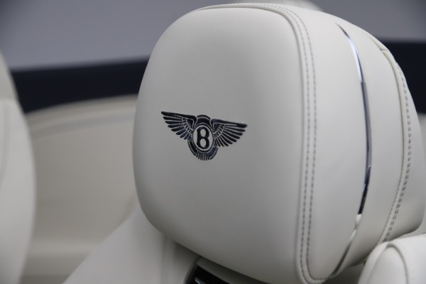 New 2020 Bentley Continental GTC V8 for sale Sold at Maserati of Greenwich in Greenwich CT 06830 26