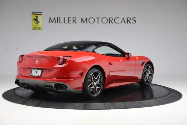 Used 2017 Ferrari California T for sale Sold at Maserati of Greenwich in Greenwich CT 06830 16