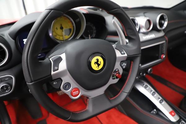 Used 2017 Ferrari California T for sale Sold at Maserati of Greenwich in Greenwich CT 06830 27