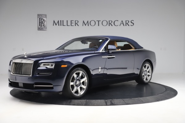 Used 2017 Rolls-Royce Dawn for sale Call for price at Maserati of Greenwich in Greenwich CT 06830 13