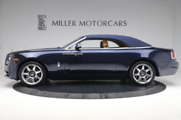 Used 2017 Rolls-Royce Dawn for sale $265,900 at Maserati of Greenwich in Greenwich CT 06830 14