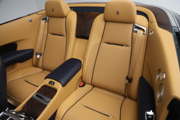 Used 2017 Rolls-Royce Dawn for sale $265,900 at Maserati of Greenwich in Greenwich CT 06830 21