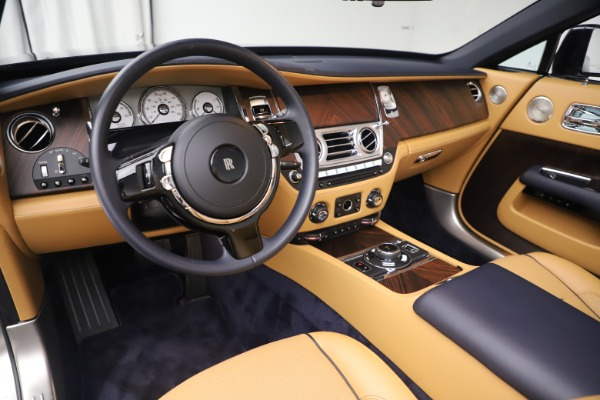 Used 2017 Rolls-Royce Dawn for sale $265,900 at Maserati of Greenwich in Greenwich CT 06830 22
