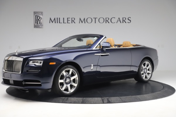 Used 2017 Rolls-Royce Dawn for sale Call for price at Maserati of Greenwich in Greenwich CT 06830 3
