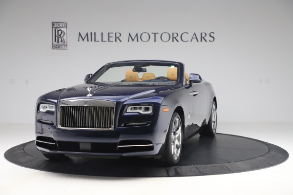 Used 2017 Rolls-Royce Dawn for sale Call for price at Maserati of Greenwich in Greenwich CT 06830 1