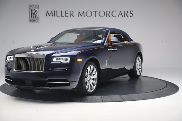Used 2017 Rolls-Royce Dawn for sale Sold at Maserati of Greenwich in Greenwich CT 06830 11