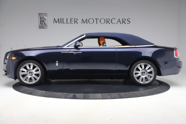 Used 2017 Rolls-Royce Dawn for sale Sold at Maserati of Greenwich in Greenwich CT 06830 12