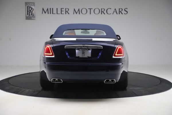 Used 2017 Rolls-Royce Dawn for sale Sold at Maserati of Greenwich in Greenwich CT 06830 14