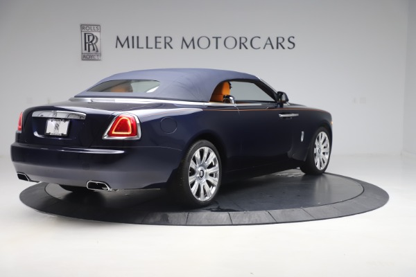 Used 2017 Rolls-Royce Dawn for sale Sold at Maserati of Greenwich in Greenwich CT 06830 15