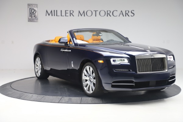 Used 2017 Rolls-Royce Dawn for sale Sold at Maserati of Greenwich in Greenwich CT 06830 8