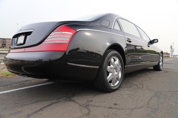 Used 2009 Maybach 62 for sale Sold at Maserati of Greenwich in Greenwich CT 06830 11