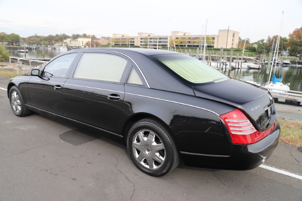Used 2009 Maybach 62 for sale Sold at Maserati of Greenwich in Greenwich CT 06830 4