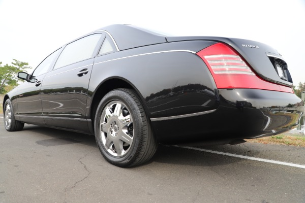 Used 2009 Maybach 62 for sale Sold at Maserati of Greenwich in Greenwich CT 06830 6