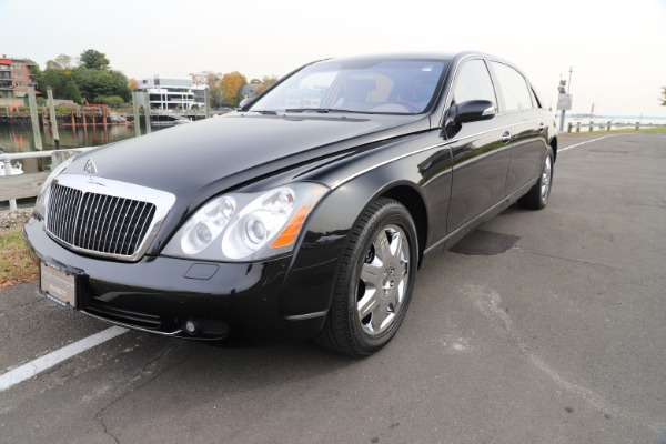 Used 2009 Maybach 62 for sale Sold at Maserati of Greenwich in Greenwich CT 06830 7