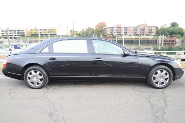 Used 2009 Maybach 62 for sale Sold at Maserati of Greenwich in Greenwich CT 06830 9