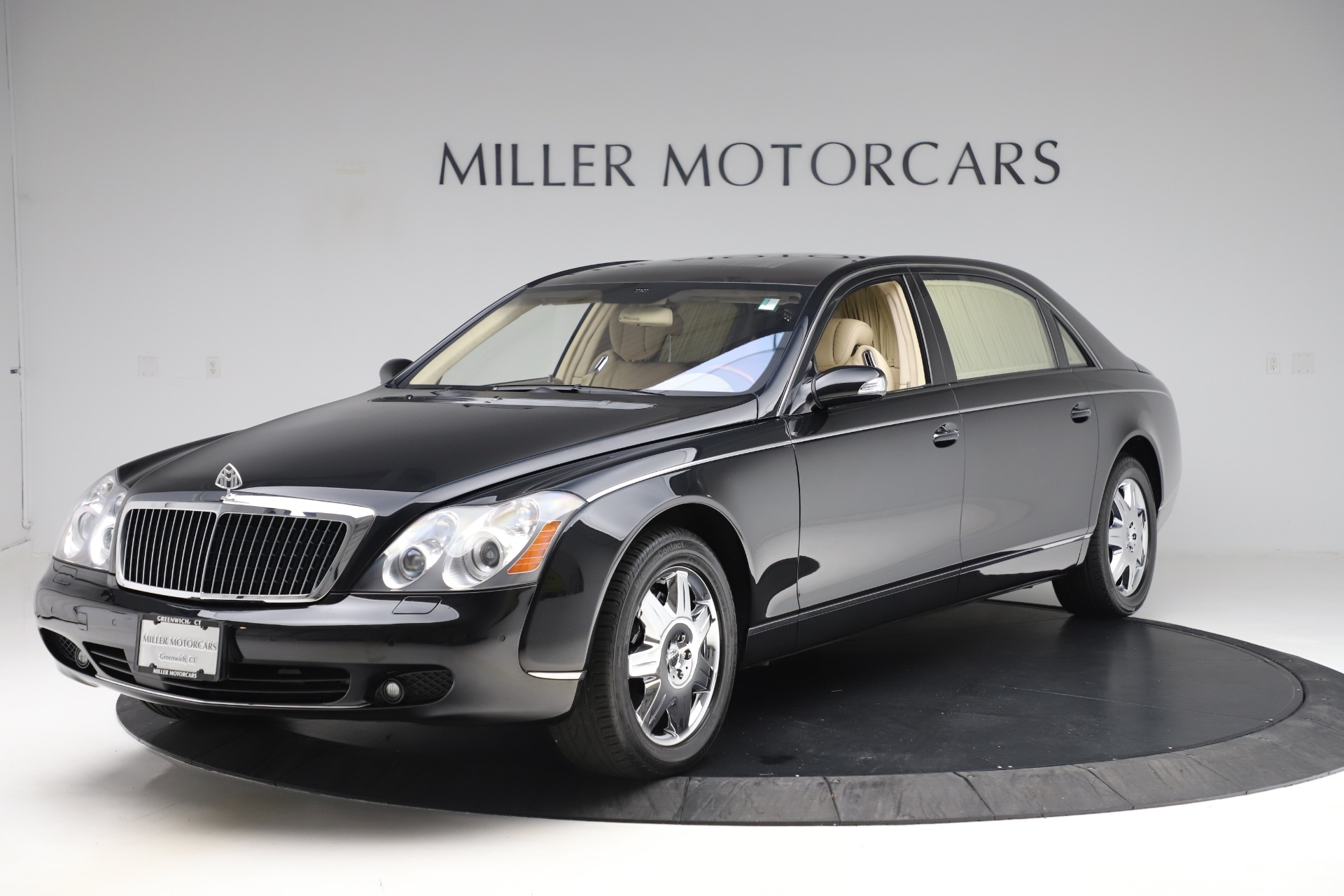 Used 2009 Maybach 62 for sale Sold at Maserati of Greenwich in Greenwich CT 06830 1