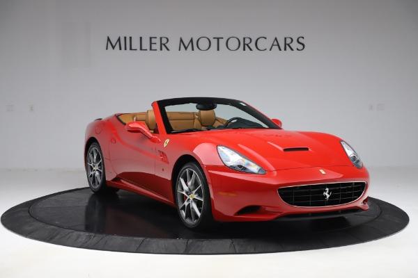Used 2013 Ferrari California 30 for sale Sold at Maserati of Greenwich in Greenwich CT 06830 11