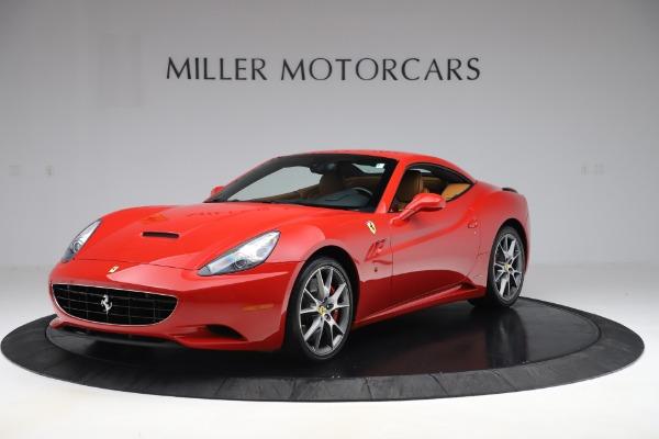 Used 2013 Ferrari California 30 for sale Sold at Maserati of Greenwich in Greenwich CT 06830 13