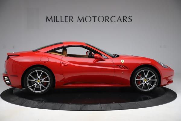 Used 2013 Ferrari California 30 for sale Sold at Maserati of Greenwich in Greenwich CT 06830 17