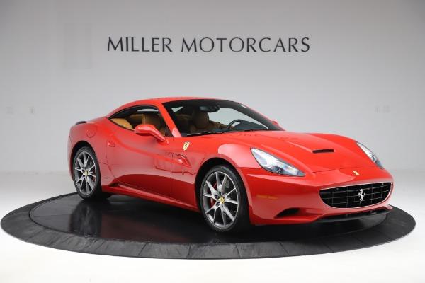 Used 2013 Ferrari California 30 for sale Sold at Maserati of Greenwich in Greenwich CT 06830 18