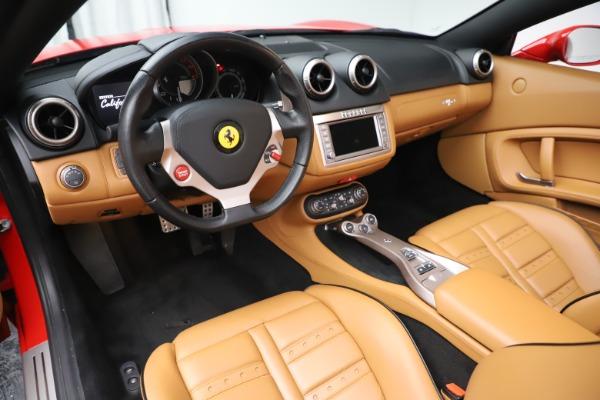 Used 2013 Ferrari California 30 for sale Sold at Maserati of Greenwich in Greenwich CT 06830 19