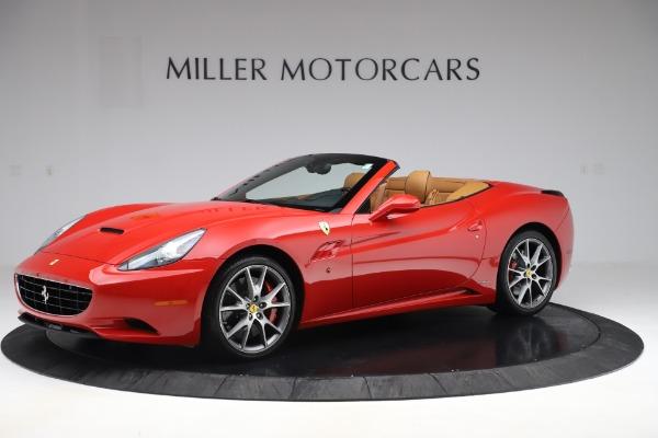 Used 2013 Ferrari California 30 for sale Sold at Maserati of Greenwich in Greenwich CT 06830 2