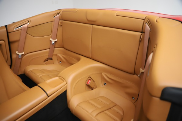 Used 2013 Ferrari California 30 for sale Sold at Maserati of Greenwich in Greenwich CT 06830 23