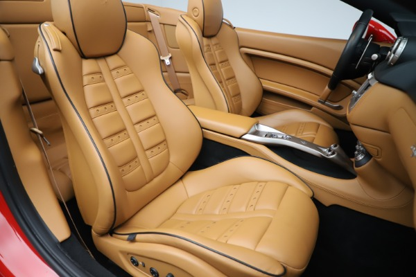 Used 2013 Ferrari California 30 for sale Sold at Maserati of Greenwich in Greenwich CT 06830 26
