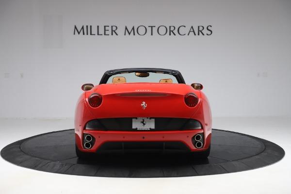 Used 2013 Ferrari California 30 for sale Sold at Maserati of Greenwich in Greenwich CT 06830 6