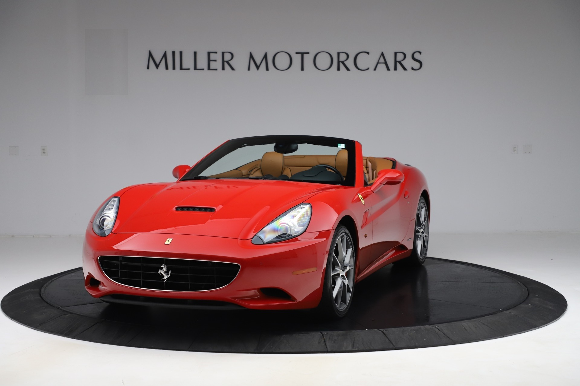 Used 2013 Ferrari California 30 for sale Sold at Maserati of Greenwich in Greenwich CT 06830 1