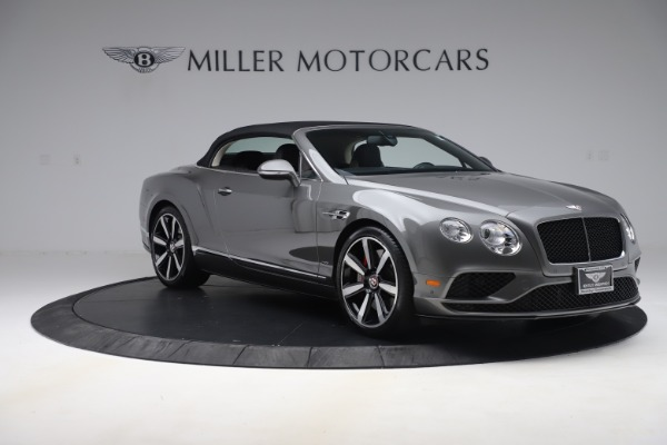Used 2016 Bentley Continental GTC V8 S for sale Sold at Maserati of Greenwich in Greenwich CT 06830 18