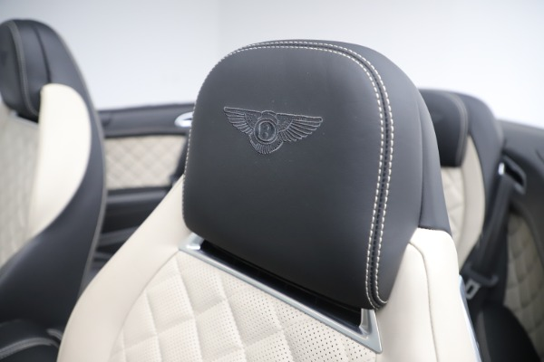 Used 2016 Bentley Continental GTC V8 S for sale Sold at Maserati of Greenwich in Greenwich CT 06830 26