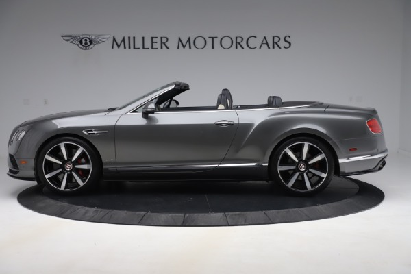Used 2016 Bentley Continental GTC V8 S for sale Sold at Maserati of Greenwich in Greenwich CT 06830 3
