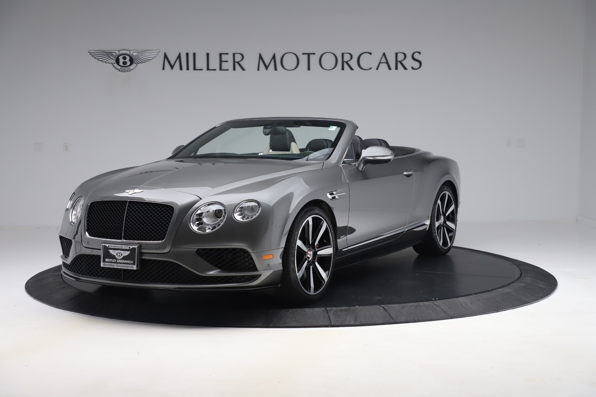 Used 2016 Bentley Continental GTC V8 S for sale Sold at Maserati of Greenwich in Greenwich CT 06830 1