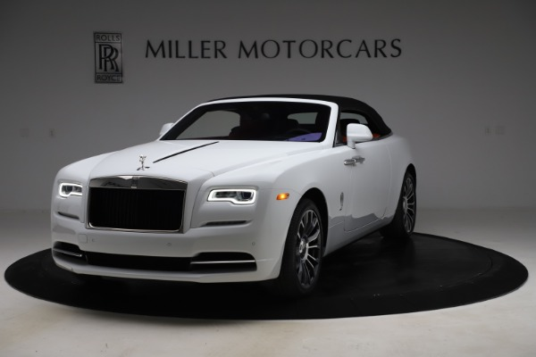 New 2020 Rolls-Royce Dawn for sale Sold at Maserati of Greenwich in Greenwich CT 06830 13