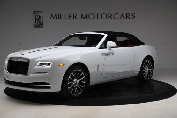 New 2020 Rolls-Royce Dawn for sale Sold at Maserati of Greenwich in Greenwich CT 06830 15
