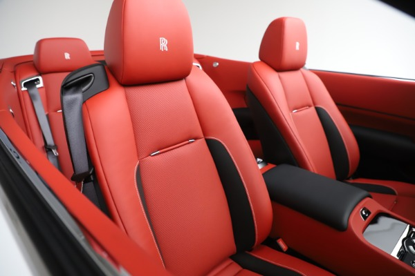 New 2020 Rolls-Royce Dawn for sale Sold at Maserati of Greenwich in Greenwich CT 06830 27