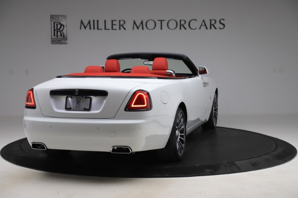 New 2020 Rolls-Royce Dawn for sale Sold at Maserati of Greenwich in Greenwich CT 06830 8