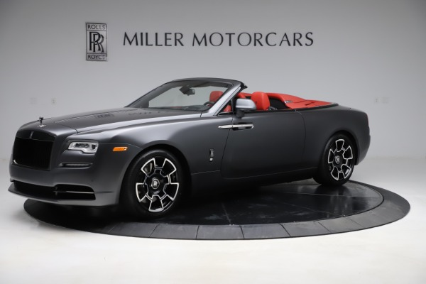 New 2020 Rolls-Royce Dawn Black Badge for sale $477,975 at Maserati of Greenwich in Greenwich CT 06830 3