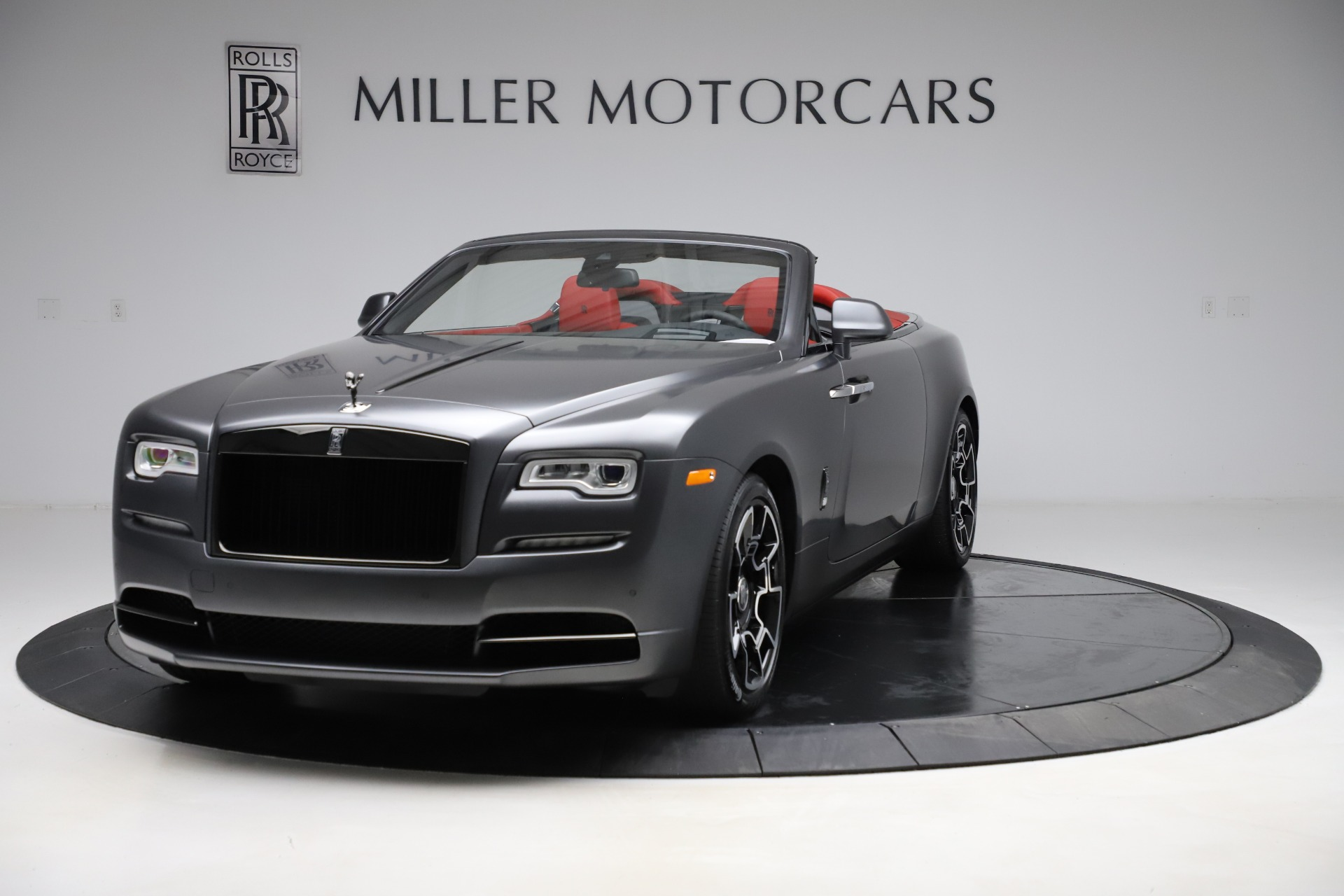 New 2020 Rolls-Royce Dawn Black Badge for sale $477,975 at Maserati of Greenwich in Greenwich CT 06830 1