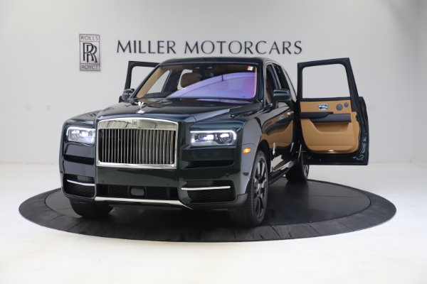 New 2020 Rolls-Royce Cullinan for sale $348,975 at Maserati of Greenwich in Greenwich CT 06830 10