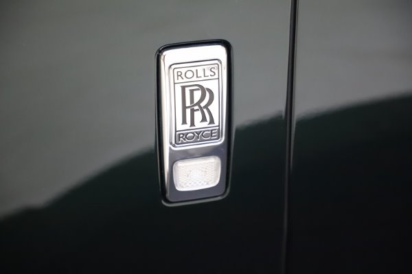 New 2020 Rolls-Royce Cullinan for sale $348,975 at Maserati of Greenwich in Greenwich CT 06830 27